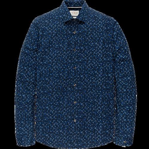 Cast Iron | Print Tokyo Tile Shirt CSI205604-5118