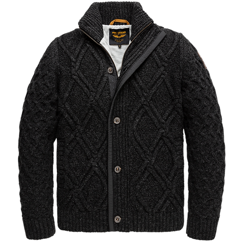 PME Legend | Heavy Knitted Jacket PKC207351-996