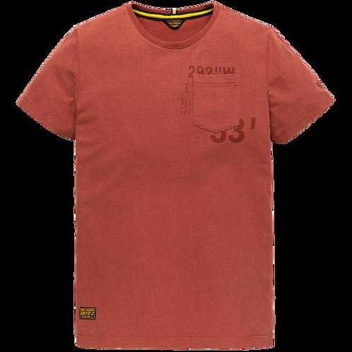 PME Legend | Single Jersey T-Shirt PTSS206541-3262