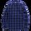 Thumbnail: PME Legend   Twill Check Shirt PSI206211-5023