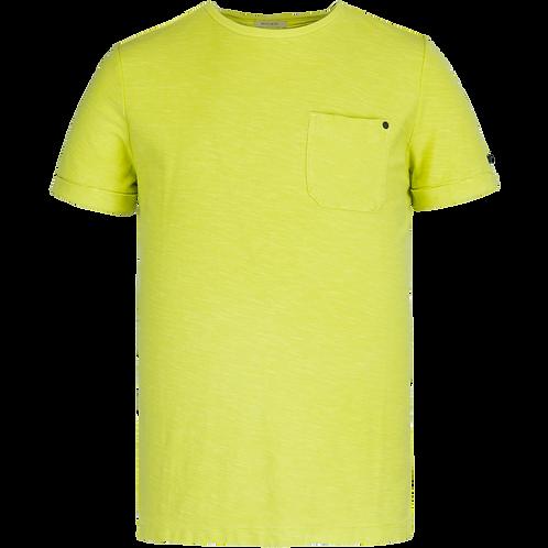 Cast Iron | R-Neck Garment Dyed SlubT-Shirt CTSS211551 - 6304