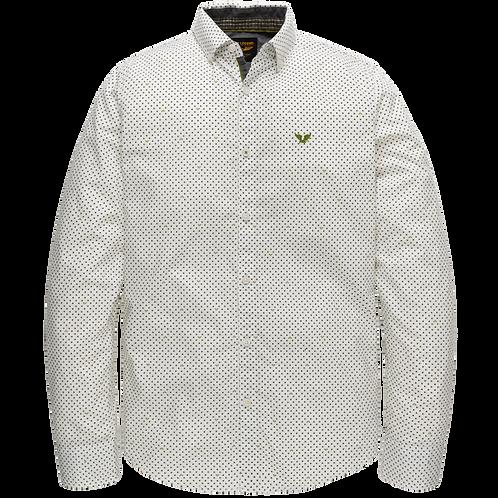 PME Legend | Poplin Print Shirt PSI207217-7003