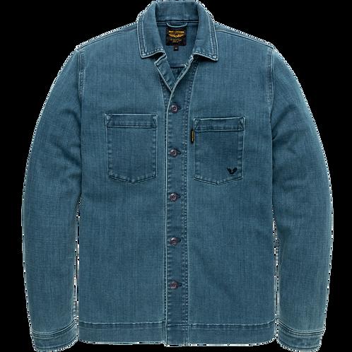 PME Legend | Denim Shirt Jacket PSI205212-590