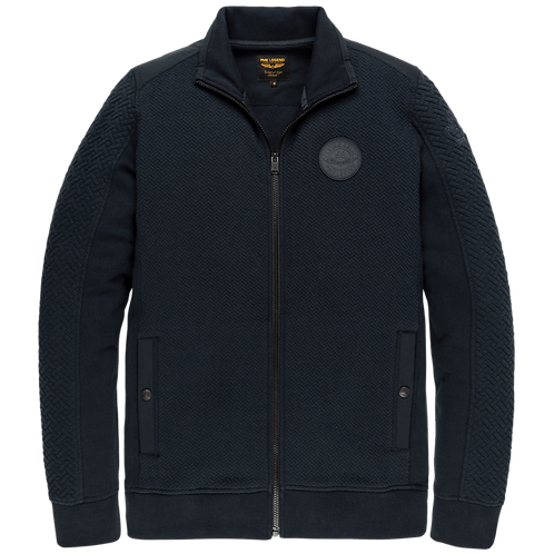 PME Legend | Cardigan Structure Sweat PSW205406-5288