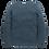 Thumbnail: Cast Iron   Cotton Mouline Crewneck CKW208346-5065