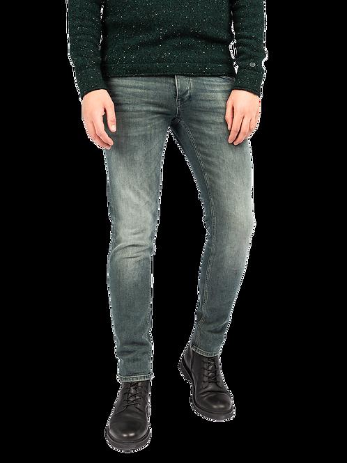 Cast Iron | Riser Slim Overdyed Comfort Denim CTR205301-OCD