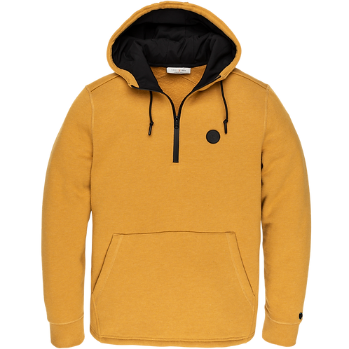 Cast Iron | Hooded Rugged Fleece Sweater CSW206412-1151