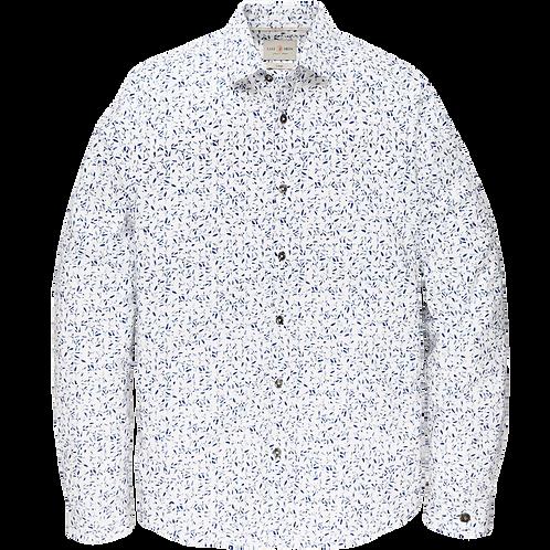Cast Iron | Print Tokyo Tile Shirt CSI205604-7003