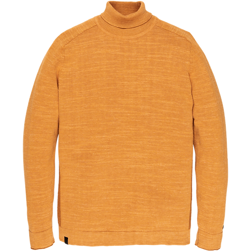 Cast Iron | Roll Neck Cotton Melange CKW206321-1151