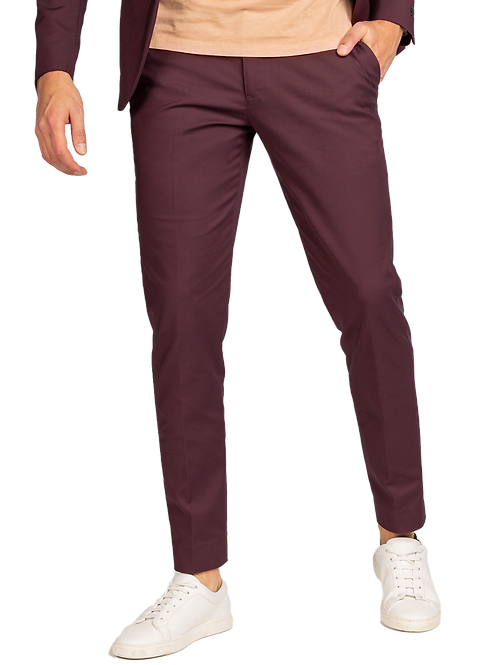Cast Iron   Chino Suit Pant CTR208602-8204