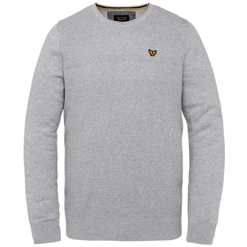 PME Legend | COTTON CREWNECK TRUI PKW211300-960