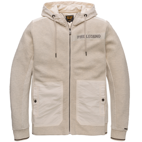 PME Legend | Hooded Zip Though Sweat PSW208426-910