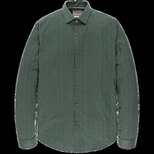 Cast Iron | Long Sleeve Poplin Shirt CSI206618-6147
