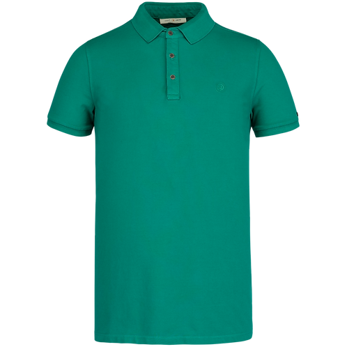 Cast Iron | Light Pique Stretch Washed Polo CPSS211850-6050
