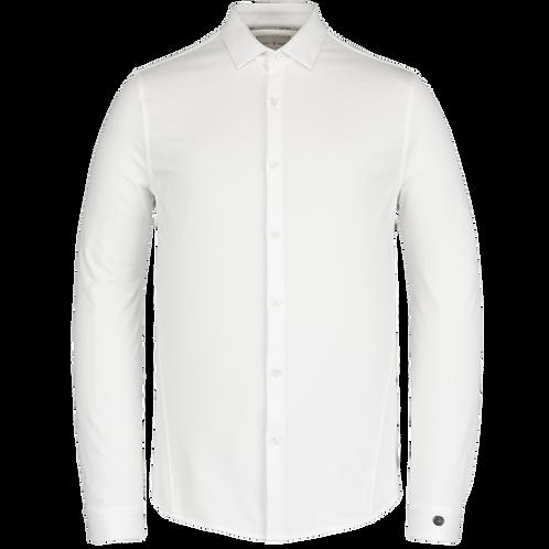 Cast Iron | Jersey Pique Oxford Overhemd CSI211208-7155