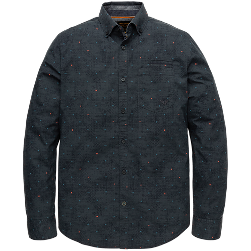 PME Legend | Stretch Poplin Print Shirt PSI205226-5288