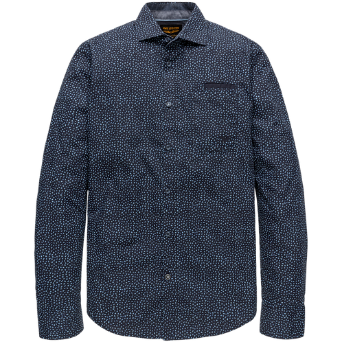 PME Legend | Poplin Print Shirt PSI208220-5288
