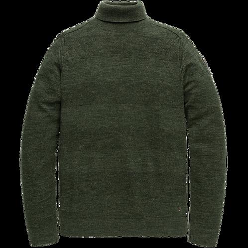 PME Legend | Cotton Turtleneck Pullover PKW207302-6429