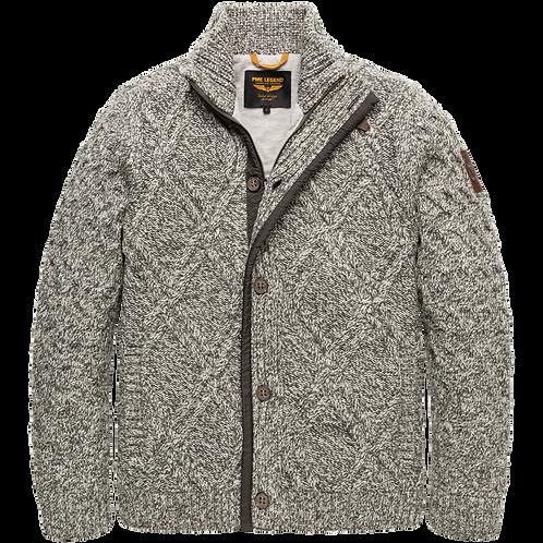 PME Legend   Heavy Knitted Yarn Jacket PKC206356-960