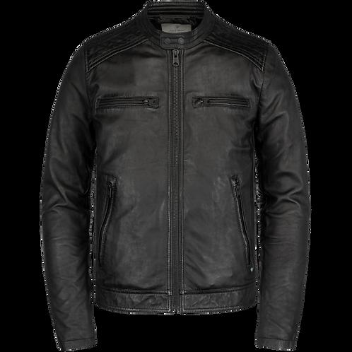 Cast Iron |  Zip Jacket Sheep Stone Matt CLJ21170-999