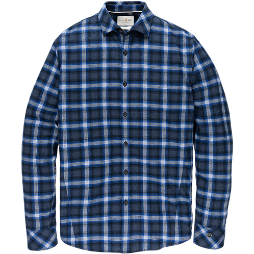 Cast Iron | Long Sleeve Shirt CTN YD Check CSI205600 - 5089