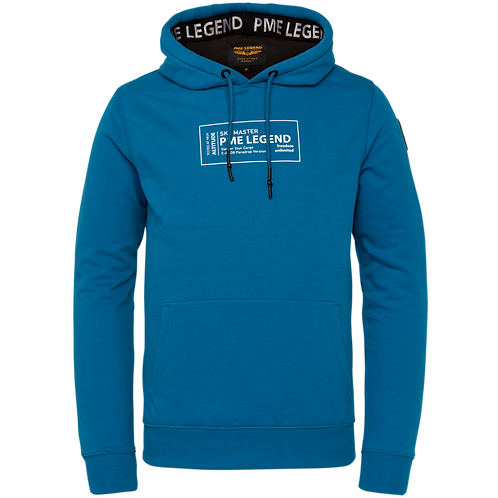 PME Legend | BRUSHED SWEAT HOODED SWEATER PSW211402-5185