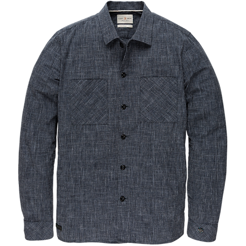 Cast Iron | Long Sleeve Shirt YD Classic Check CSI205615 - 5118