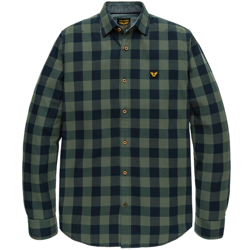 PME Legend | Long Sleeve Shirt Twill Check PSI205228 - 6026