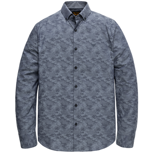 PME Legend | Chambray Camouflage Shirt PSI205262-5028