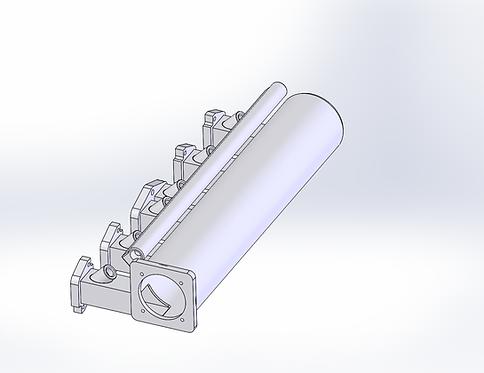 MKII-R Slant Six Intake Manifold