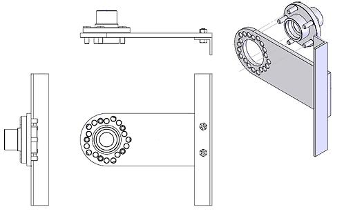 Automotive Alignment Fixture