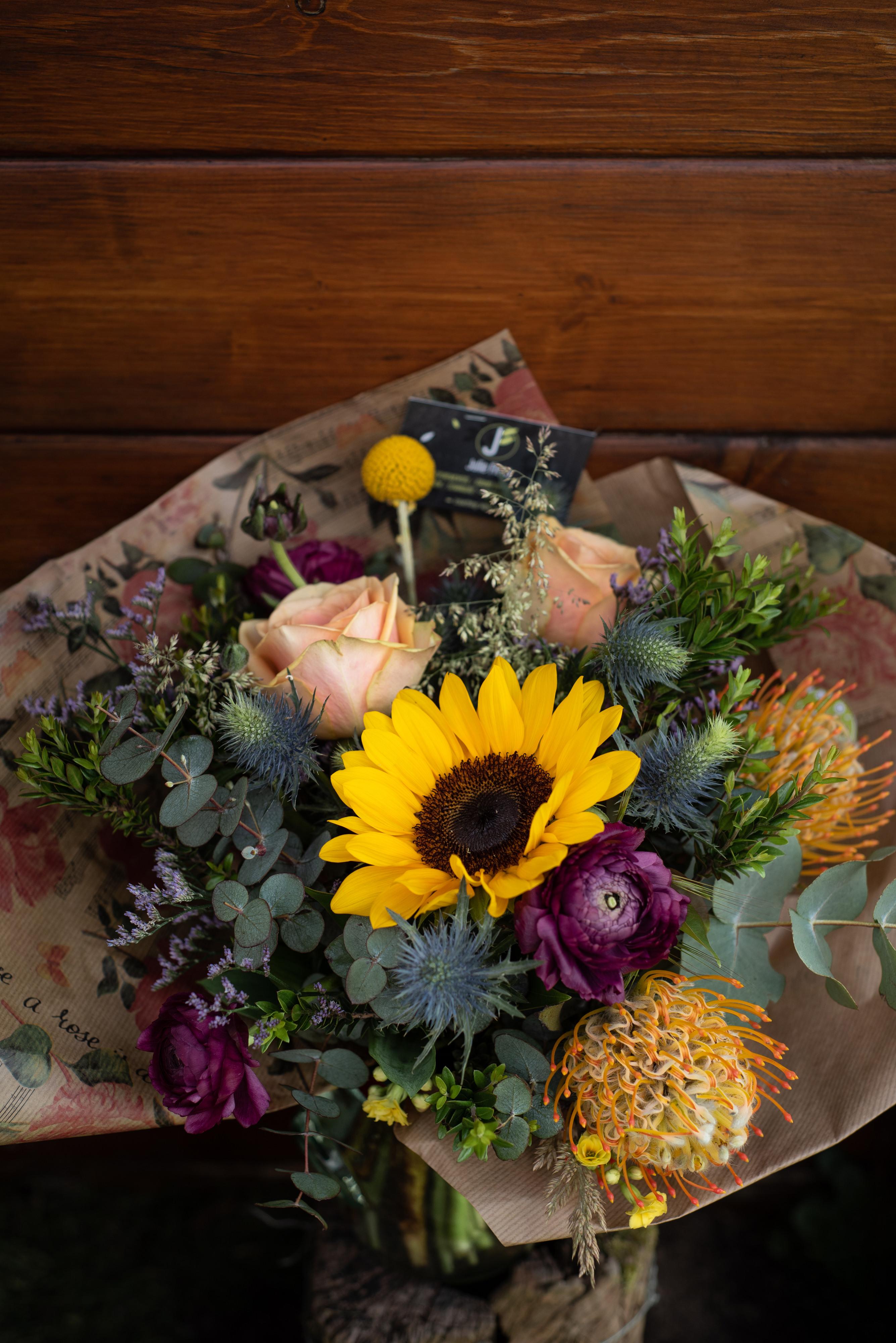 Bouquet de fleurs julie Flora - 9-05-202