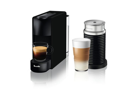 Nespresso Essenza Mini Espresso Machine.