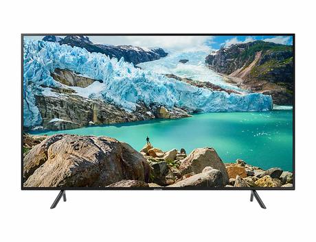 Samsung 6 inch UHD 4K Smart TV