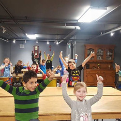 We make science fun for kids! It's what we love to do after all