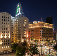 Hollywood and Vine Buildings