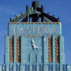 Eastern Columbia Building Clock Tower