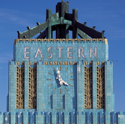 Eastern Columbia Building Clock Tower