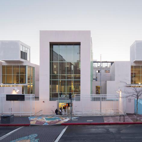 Frances Goldwyn Hollywood Library