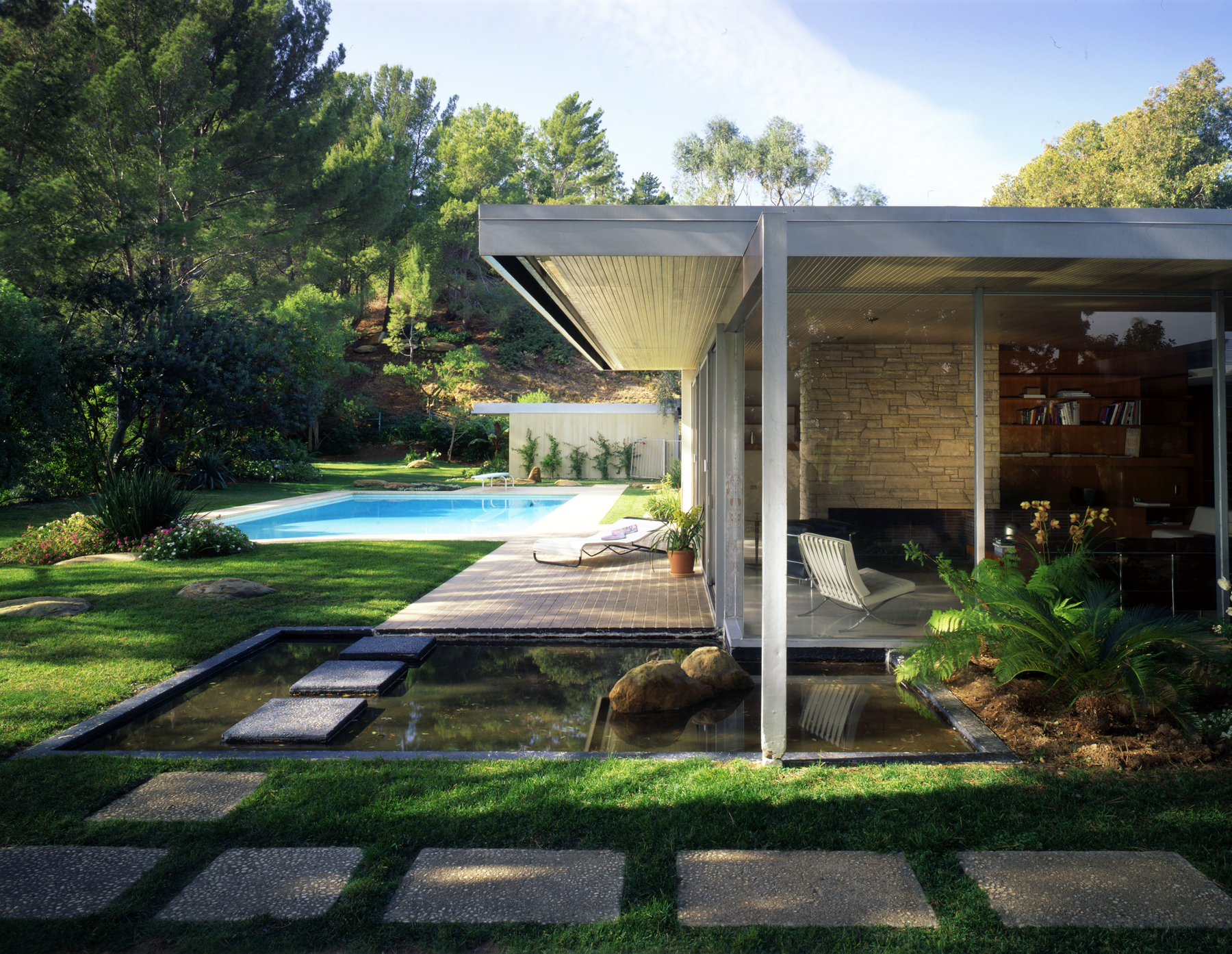 Singleton House, Richard Neutra