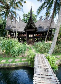 Bambu Indah Resort, Bali