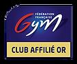 Club Affilié Or