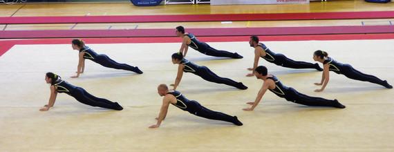 Equipe Teamgym ESA