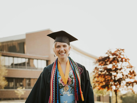 Graduating in Grief