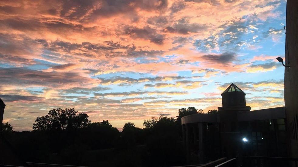 monjackson_bellarmine_sunset .JPG