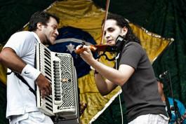 Felipe Karam e Zeu Azevedo