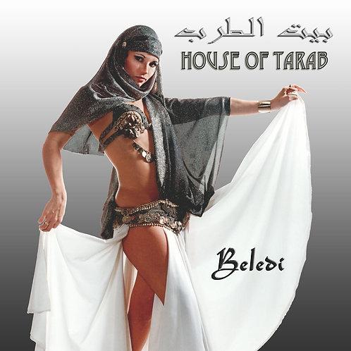 CD - Beledi - House of Tarab