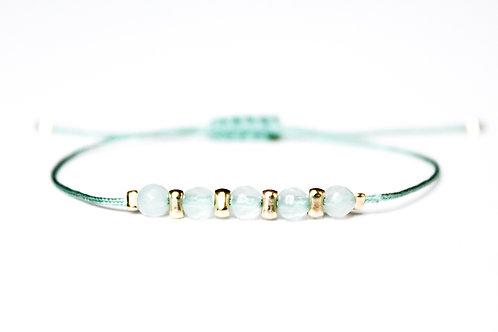 Bracelet BERMUDES Amazonite