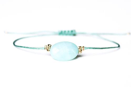Bracelet BANJO Amazonite