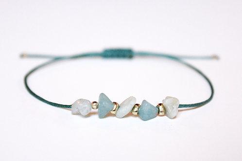 Bracelet ZETA Amazonite